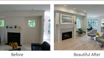 Remarkable Remodel – A Before After of a Shorewood Townhome